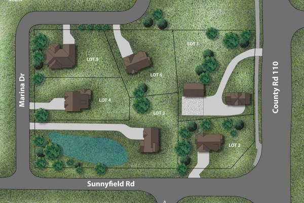 Lake West Land Development - Sunnyfield - Minnetrista, MN